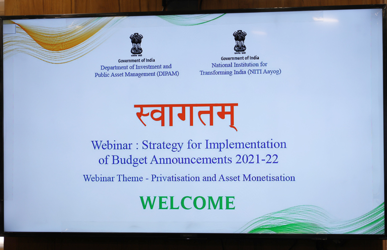 Webinar on Budget Announcement